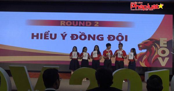 Chung kết cuộc thi Olympics tiếng Anh Việt Nam - năm 2019