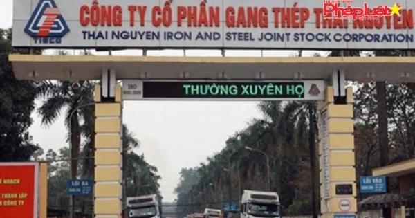 Dự án gang thép Thái Nguyên khiến loạt quan chức bị xem xét kỷ luật đang bên vực phá sản