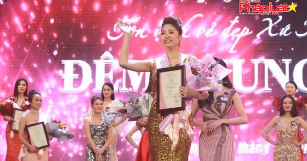 Nguyễn Hàm Hương đăng quang Người đẹp xứ Mường 2019