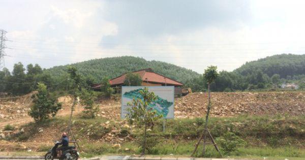 Thu hồi 26 dự án chậm tiến độ ở Thừa Thiên - Huế