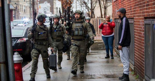 Mỹ: Xả súng ở New Jersey, ít nhất 6 người thiệt mạng