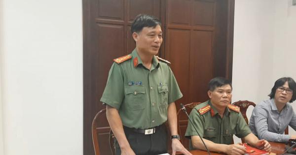 Bộ Công an công bố quyết định thanh tra liên quan vụ CSGT Đồng Nai tố sếp