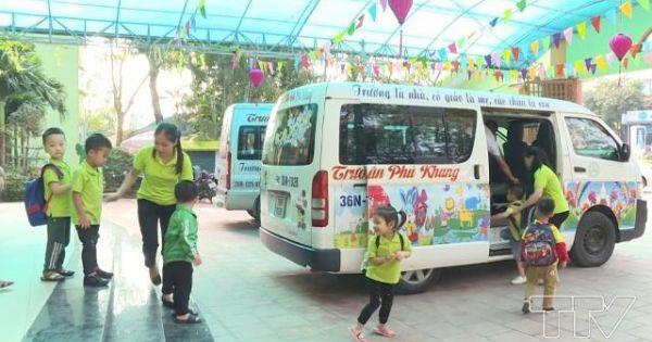 TP.HCM: Chỉ đạo khẩn quản lý hoạt động xe đưa đón học sinh