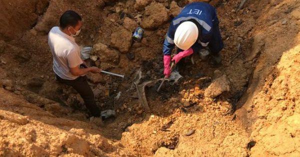 Chủ tịch Hà Nội: Yêu cầu làm rõ vụ chôn lấp trái phép chất thải tại Sóc Sơn