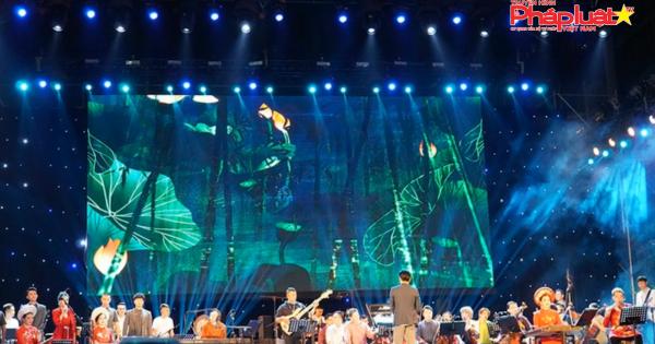 Khai mạc Lễ hội âm nhạc Quốc tế TPHCM lần thứ I - Hò dô 2019
