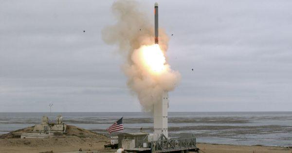 Mỹ lần thứ hai phóng thử tên lửa bị cấm trong Hiệp ước INF