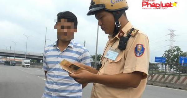 Quảng Nam: Hơn 2.000 trường hợp mô tô, xe máy vi phạm ATGT