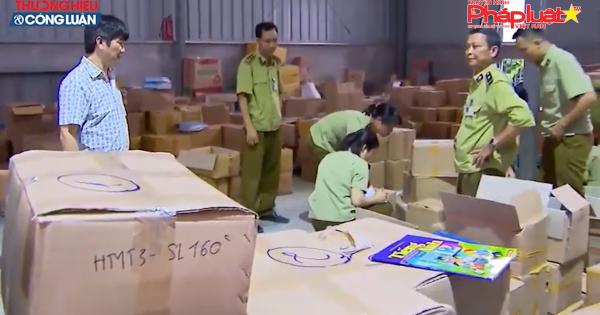 """""""Sóng ngầm"""" trong cuộc đấu tranh chống buôn lậu tại Móng Cái"""