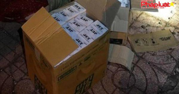 Đắk Lắk: Khởi tố đối tượng buôn lậu trên 6.000 gói thuốc lá