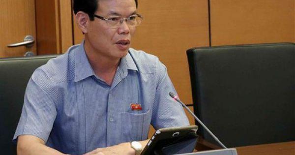 Nguyên Bí thư Tỉnh uỷ Hà Giang Triệu tài Vinh bị khiển trách