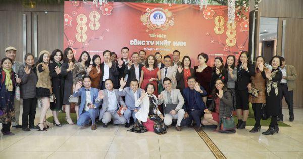 Đại gia đình Công ty Nhật Nam tưng bừng trong buổi tiệc tất niên 2019