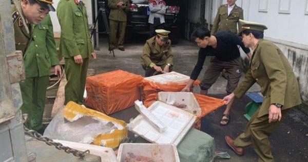 Yên Bái xử phạt trên 450 triệu đồng hàng giả dịp Tết