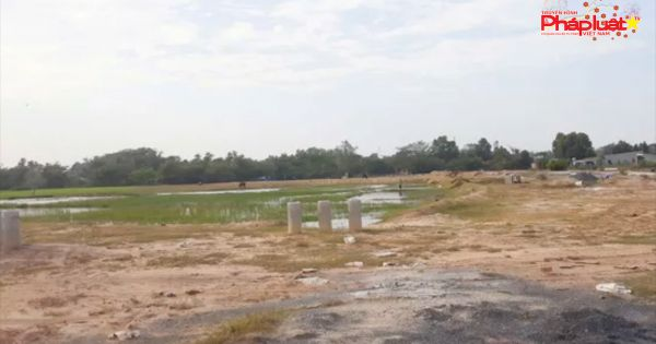 Truy tìm 4 lãnh đạo công ty lừa bán đất nền dự án 'ma' tại tỉnh Long An