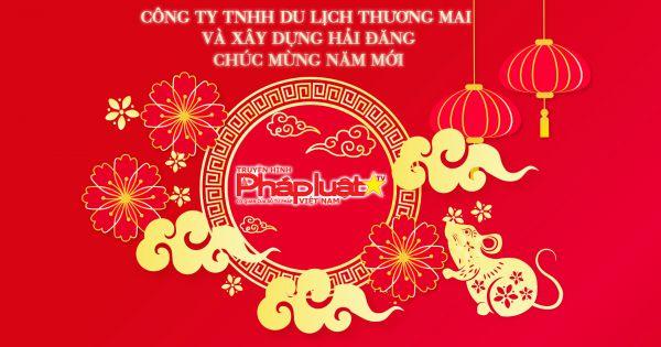 Công ty TNHH du lịch thương mại và xây dựng Hải Đăng chúc mừng năm mới