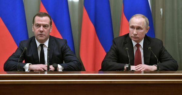 Nga: Tổng thống Putin đề xuất ứng viên Thủ tướng mới