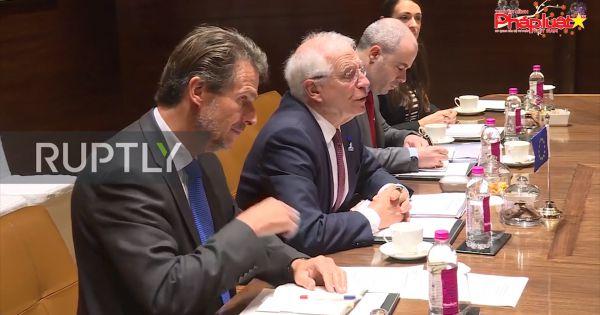 Liên minh châu Âu hối thúc Iran duy trì thỏa thuận hạt nhân