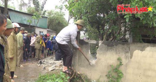 Huyện Cẩm Xuyên vươn mình đổi mới