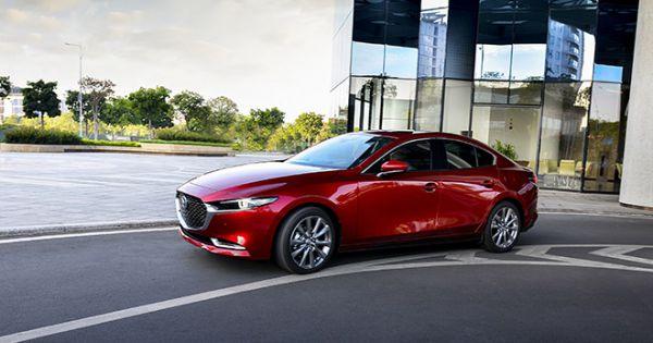 Mazda3 thế hệ mới tại Việt Nam phát hiện lỗi hệ thống phanh tự động khẩn cấp