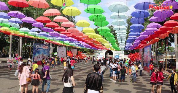 TP HCM: Nhiều hoạt động vui chơi chào đón xuân Canh Tý 2020