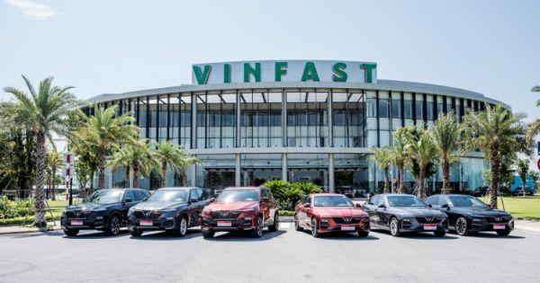 Vingroup công bố đã bán hơn 17.000 xe ô tô VinFast