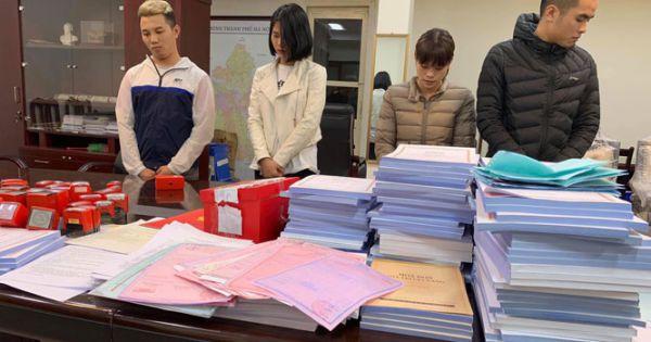 """Hà Nội: Lập 33 công ty """"ma"""" để mua bán trái phép hóa đơn giá trị gia tăng"""