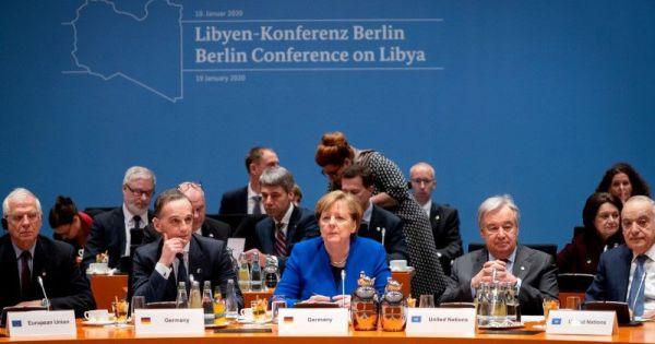 Các bên nhất trí tăng cường giám sát vũ khí với Libya
