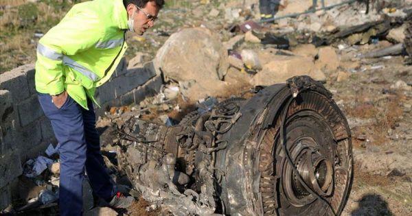 Chưa có kế hoạch về hộp đen máy bay Ukraine bị bắn rơi
