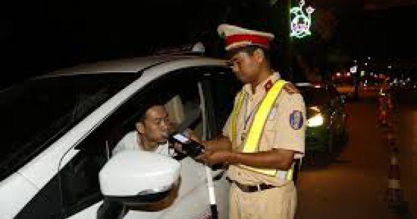 Hơn 20.000 tài xế bị phạt nồng độ cồn trong 1 tháng