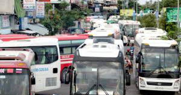 Khánh Hòa cấm xe từ 29 chỗ vào trung tâm TP Nha Trang dịp Tết