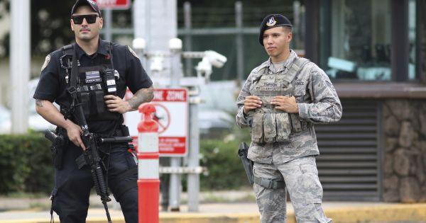 Nổ súng ở Hawaii, 2 cảnh sát thiệt mạng