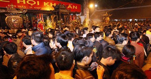 Bộ Văn hoá sẽ xử lý nghiêm các hành vi lợi dụng di tích, lễ hội để trục lợi