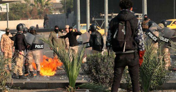 Iraq: Căn cứ quân sự Mỹ ở Baghdad bị tấn công rocket
