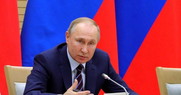 Tổng thống Nga đệ trình cải cách Hiến pháp lên Hạ viện