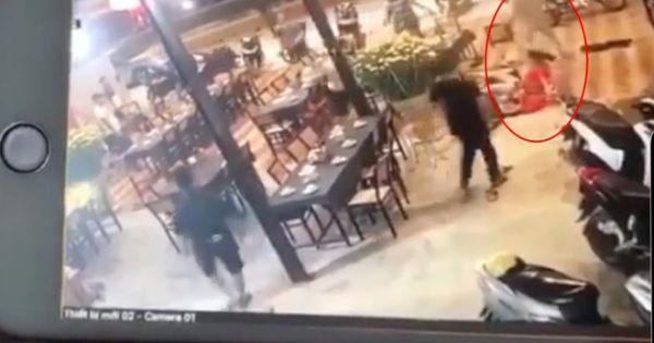 Công an Bình Thuận điều tra về clip 8 thanh niên hành hung 1 cô gái