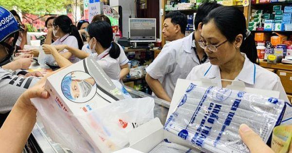 Bộ Y tế: Kiểm soát tăng giá khẩu trang hợp lý nếu giá nguyên liệu tăng