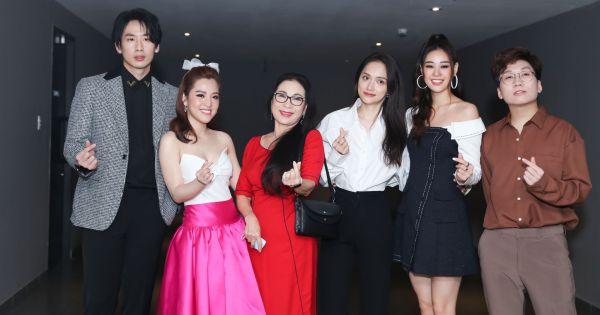 Tuấn Trần rung động khi đóng phim cùng Hương Giang