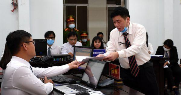 Xử phúc thẩm vụ trốn thuế liên quan đến vợ chồng ông Trần Vũ Hải