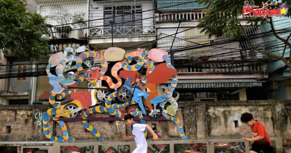 """Hà Nội: """"Sững sờ"""" khi bãi rác Phúc Tân sắp trở thành điểm đến mới của giới trẻ"""