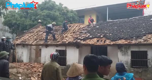 Tiếp vụ người dân vô cớ bị phá nhà ở Tiên Du, Bắc Ninh: Bị bỏ rơi vì thấp cổ, bé họng?