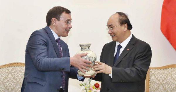 Việt - Nga cần đẩy mạnh hợp tác trên nhiều lĩnh vực