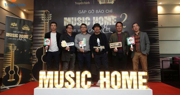 Music Home sẽ chính thức phát sóng mùa thứ 2