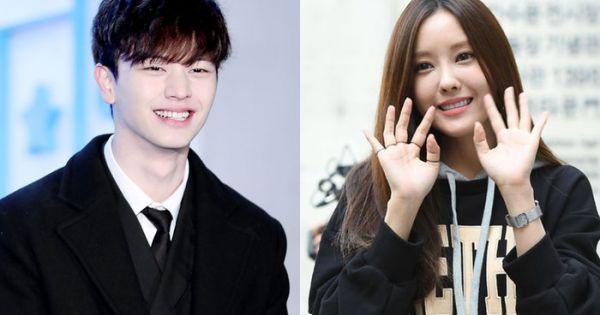 Hyomin (T-Ara) & Sung Jae (BTOB) làm giám khảo cuộc thi Việt Nam
