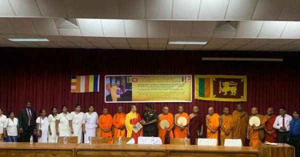 Lời tuyên thệ và phát biểu của Đại đức Dhammananda Thero Thích Phước Ngọc