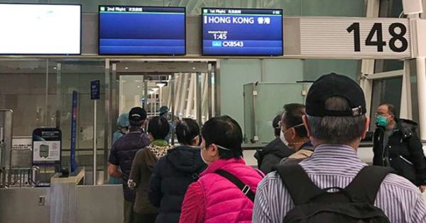 Tàu Diamond Princess: Nhóm du khách Hong Kong đầu tiên được về nước