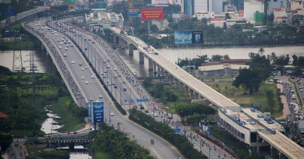TP.HCM: Hoàn chỉnh hồ sơ vay vốn Dự án Metro số 1