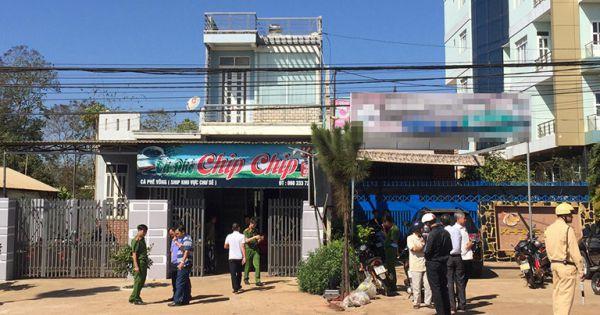 Truy nã nghi phạm trong vụ nổ súng bắn chết người ở Gia Lai