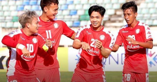 Kết quả thi đấu, bảng xếp hạng AFC Cup 2020: TP.HCM và Công Phượng dẫn đầu bảng F