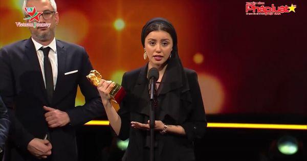 Liên hoan phim Berlin trao giải Gấu Vàng cho đạo diễn Iran đang ngồi tù