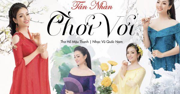 Tân Nhàn hát về vẻ đẹp người phụ nữ trong MV mừng 8/3