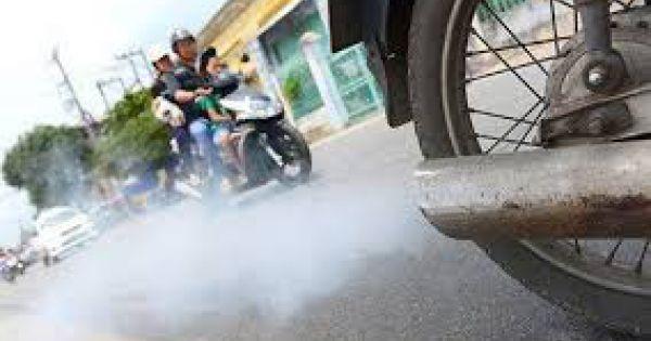 TP HCM nghiên cứu thí điểm kiểm tra khí thải, loại xe máy cũ